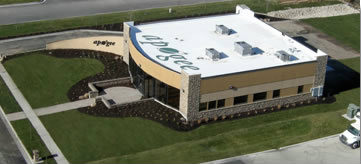 Apogee Instruments' headquarters in Logan, Utah