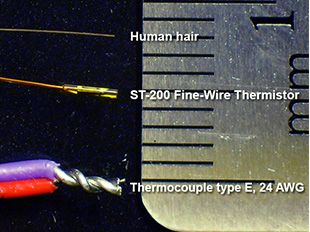 ST-200 Fine-Wire Thermistor