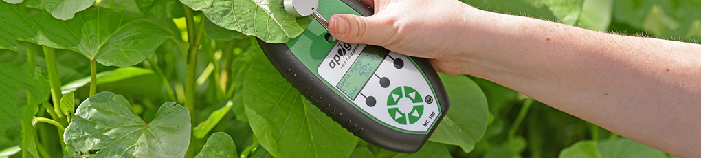 Chlorophyll Concentration Meter from Apogee Instruments