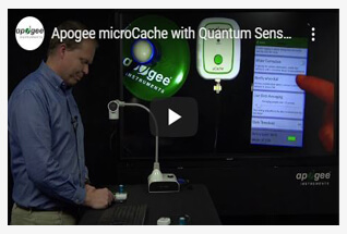 Watch videos to learn more about our µCaches.