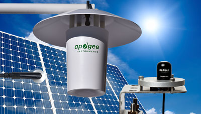 Solar Energy Pv Monitoring Silicon Cell Pyranometers