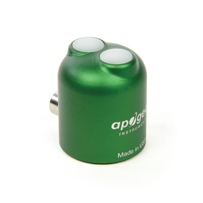 An Apogee S2-421 PRI sensor head.