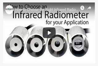 Watch videos to learn more about our infrared radiometers.