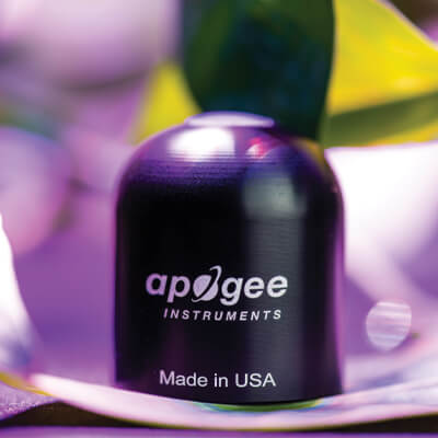 Apogee amplified SQ-100 series original quantum sensor