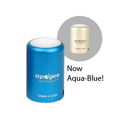 Apogee Full-spectrum quantum sensors are now blue!