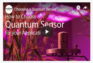 Watch videos to learn more about our full-spectrum quantum sensors.