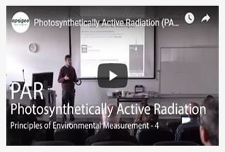 Watch videos to learn more about our field spectroradiometers.
