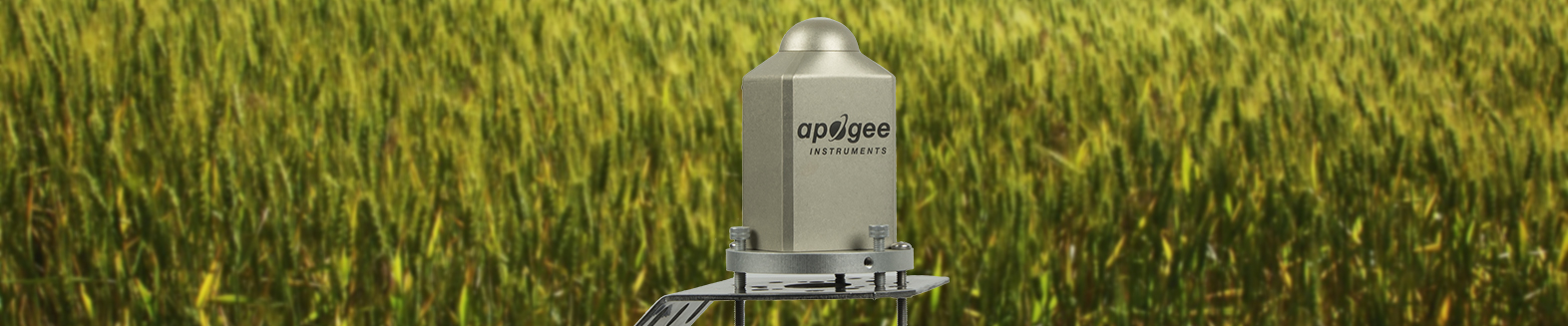 Field Spectroradiometers from Apogee Instruments