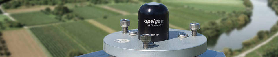 Pyranometers from Apogee Instruments